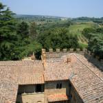Castello il Palagio, veduta dalla torre