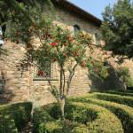 Castello il Palagio, il giardino all'italiana