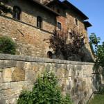 Castello il Palagio, esterno