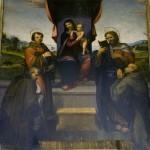 Giuliano Bugiardini - Madonna col Bambino e Santi