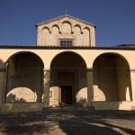 Pieve di Santo Stefano a Campoli, facciata