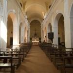 Pieve di Santo Stefano a Campoli, interno