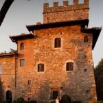 Castello il Palagio, la torre