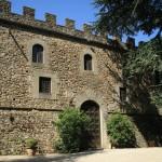 Castello il Palagio, ingresso